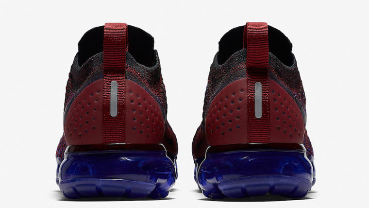 timeless design 379d6 79e25 Nike Air VaporMax Flyknit 2 Team Red Womens   942843-006