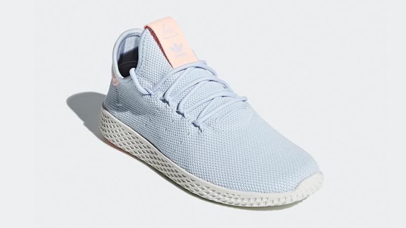 c7a649a7b Pharrell x adidas Tennis Hu Aero Blue B41884 03