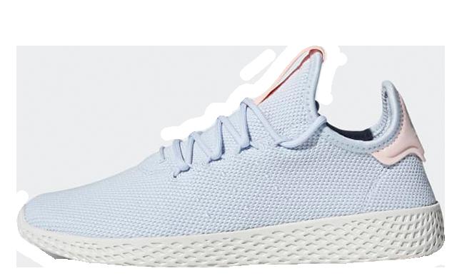 Pharrell x adidas Tennis Hu Aero Blue B41884