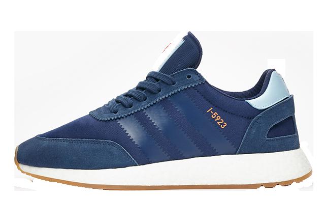 SNS x adidas I-5923 Navy | B43525
