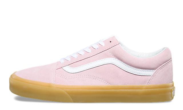 Vans Old Skool Pastel Pink Gum