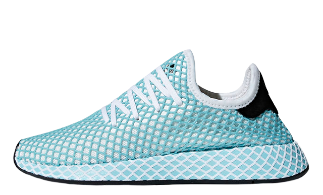 newest c4a22 66897 adidas Deerupt Parley Womens  CQ2908