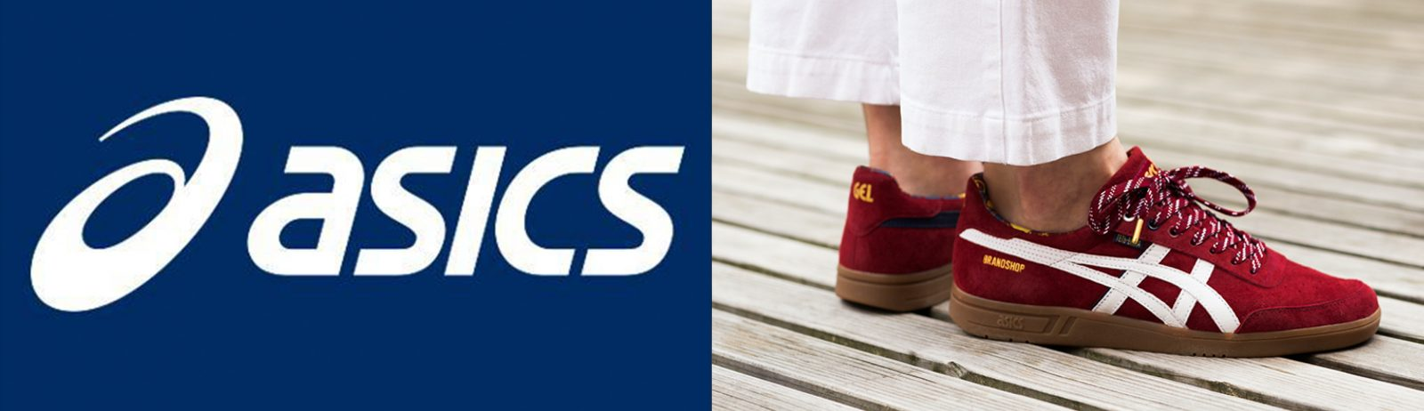 Women's Asics Trainers & Shoes
