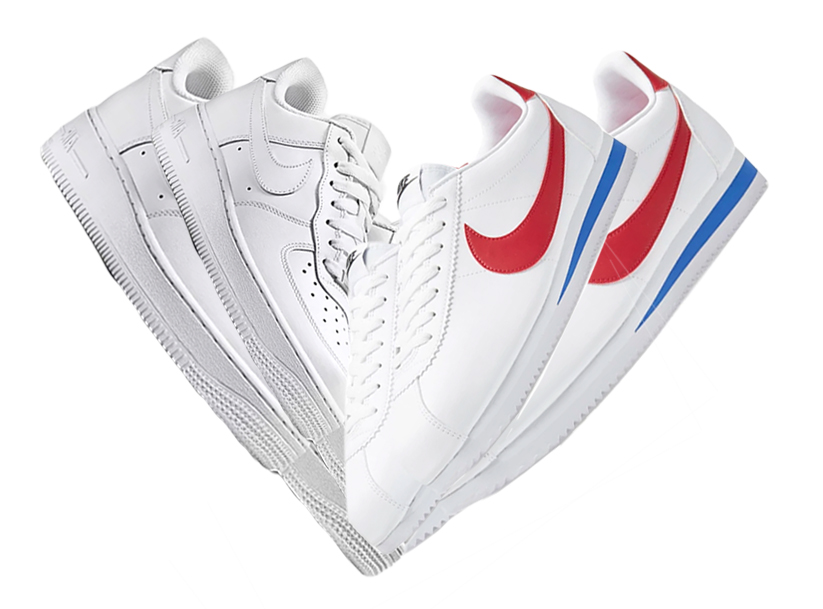 5 Staple White Sneakers That Will Never Get Old