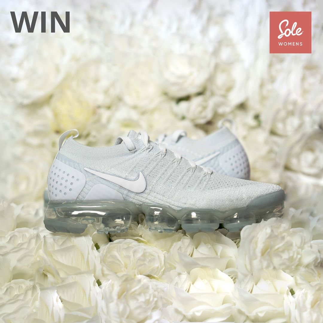 hot sale online d574d 651a9 FREE GIVEAWAY: WIN THE TRIPLE WHITE NIKE AIR VAPORMAX ...
