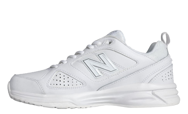 New Balance 624 White Womens WX624WS4