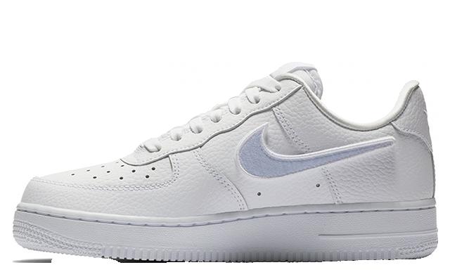 Nike Air Force 1 100 White Womens | AQ3621 111 | The Sole Womens