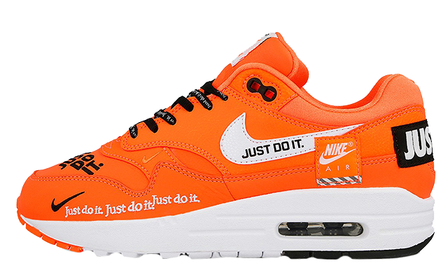 Nike Air Max 1 Just Do It Pack Orange Womens | 917691-800