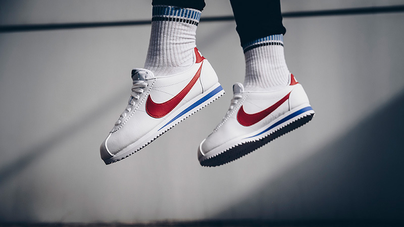 newest collection df3c3 eb789 Nike Classic Cortez White Womens | 807471-103