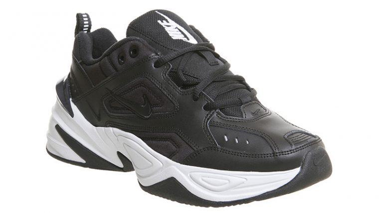 Nike M2K Tekno Black White 03 thumbnail image