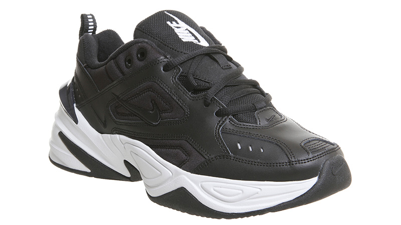 Nike M2K Tekno Black White 03
