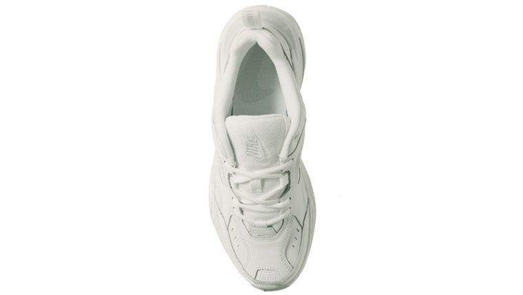 Nike M2K Tekno Triple White 02