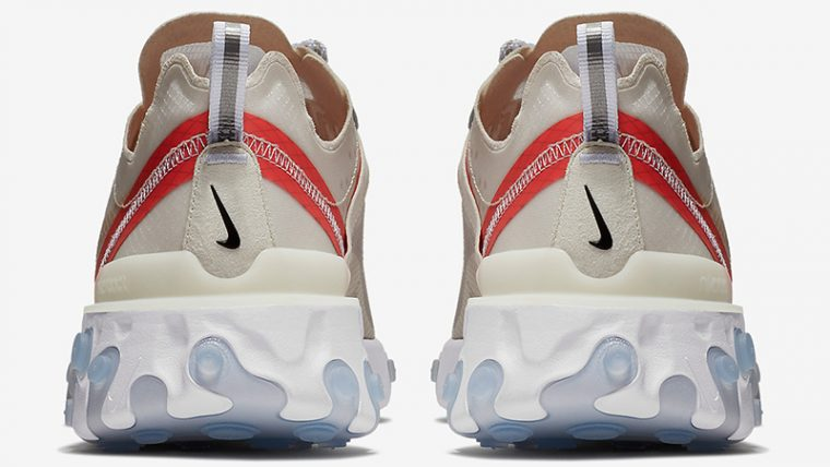 Nike React Element 87 Sail   AQ1090-100 thumbnail image