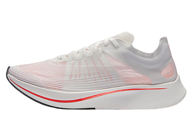 6bfa391e6a129c Nike Zoom Fly SP White Crimson Womens