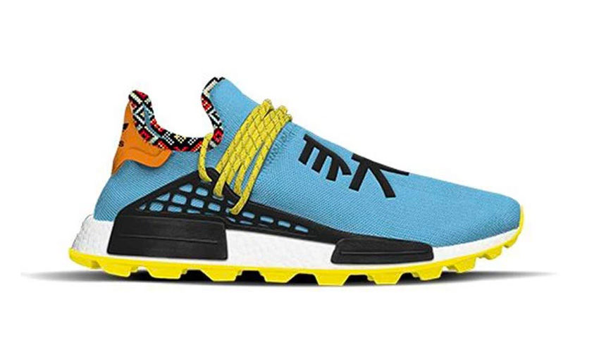 wholesale dealer 7d898 4d584 Pharrell Williams x adidas Are Back With The Hu NMD ...