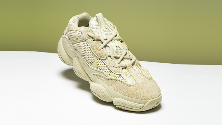 hot sale online cc932 5c44d Yeezy 500 Super Moon Yellow Desert Rat | DB2966