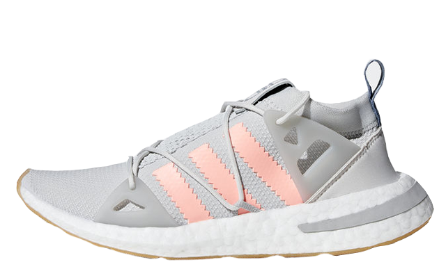 adidas Arkyn Grey Orange Womens B37071