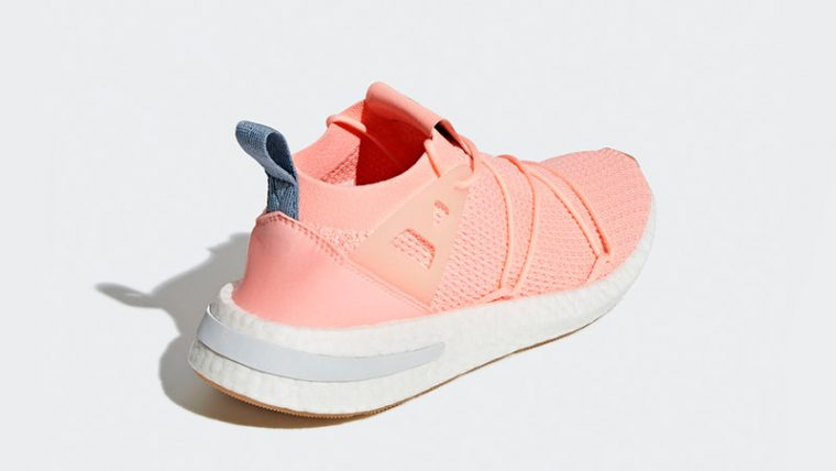 adidas Arkyn Orange Womens B96508 01