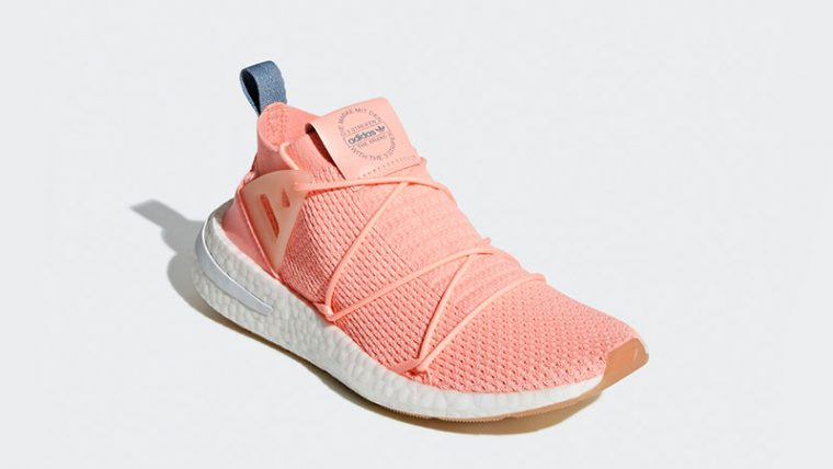 adidas Arkyn Orange Womens B96508 03