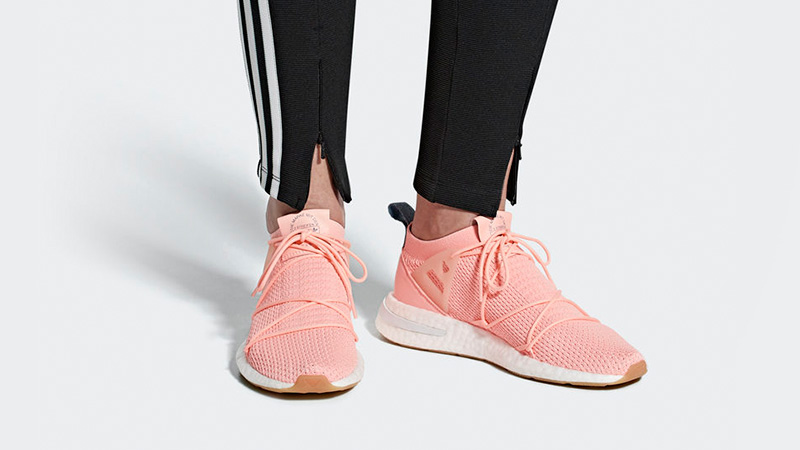 adidas Arkyn Orange Womens B96508 04