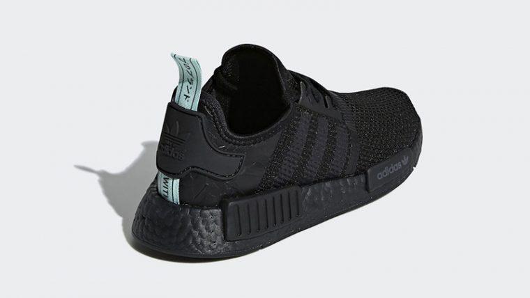 adidas nmd womens black