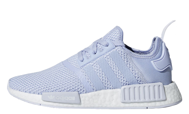 buy popular ef035 4b706 adidas NMD R1 Aero Blue Womens | B37653
