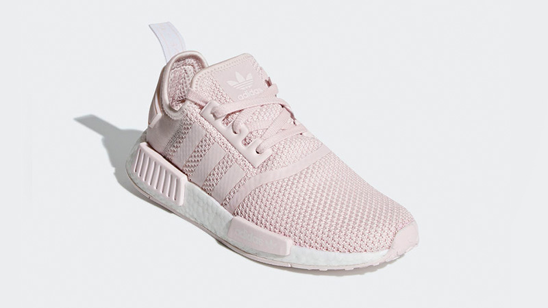 separation shoes b1f2c 3165e adidas NMD R1 Pink Orchid Womens | B37652