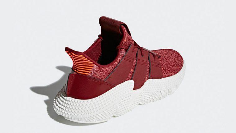 adidas Prophere Maroon Womens B37635 01 thumbnail image