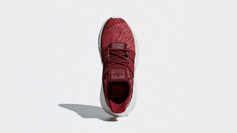 adidas Prophere Maroon Womens B37635 02 thumbnail image