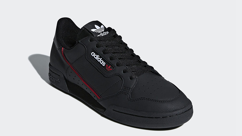 adidas Continental 80 Rascal Black | B41672