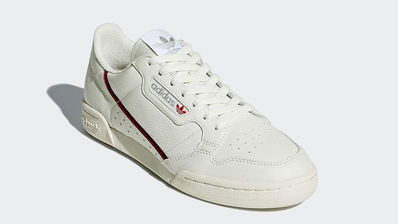adidas Continental 80 Rascal Cream White   B41680