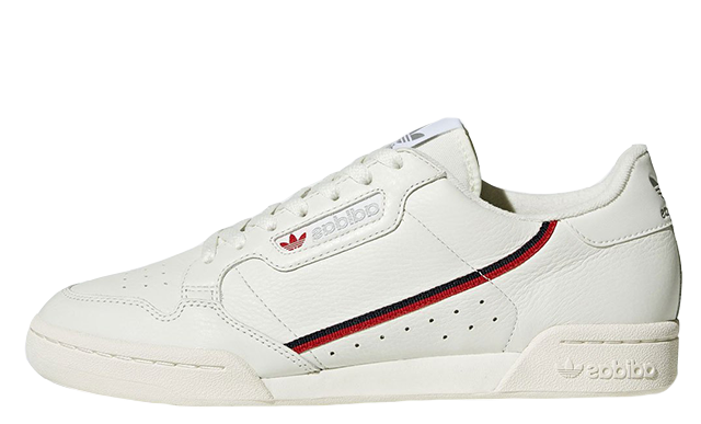 adidas Continental 80 Rascal Cream White | B41680