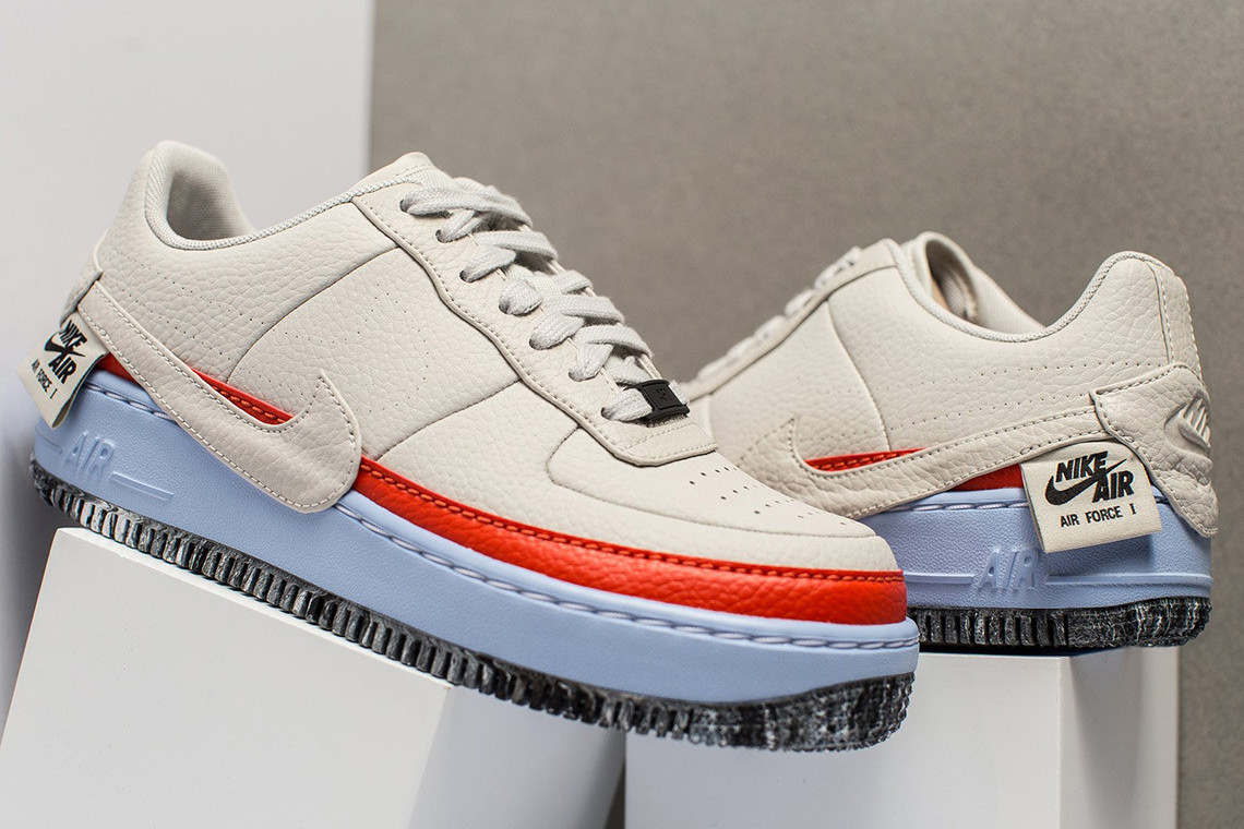 Two Bold New Colourways Hit The Nike Air Force 1 JESTER XX