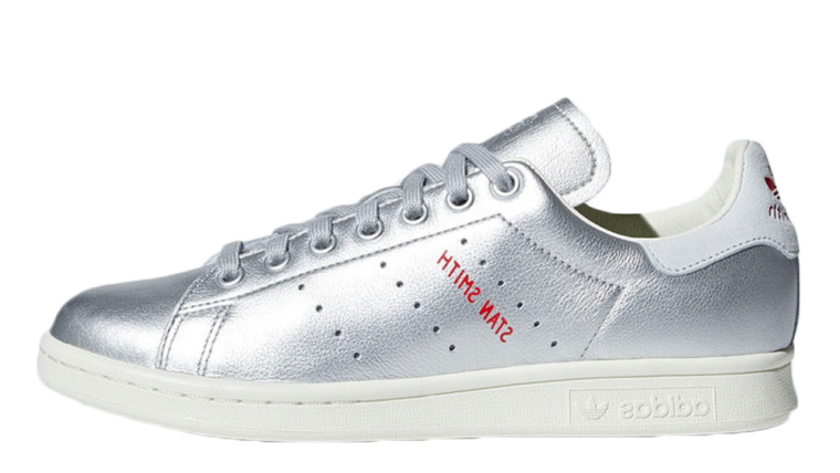 adidas Originals Stan Smith Silver Metallic | B41750
