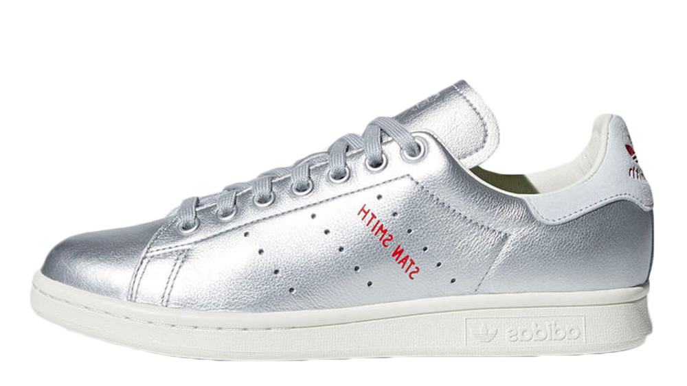cheap for discount b0f9a 99c48 adidas Originals Stan Smith Silver Metallic | B41750