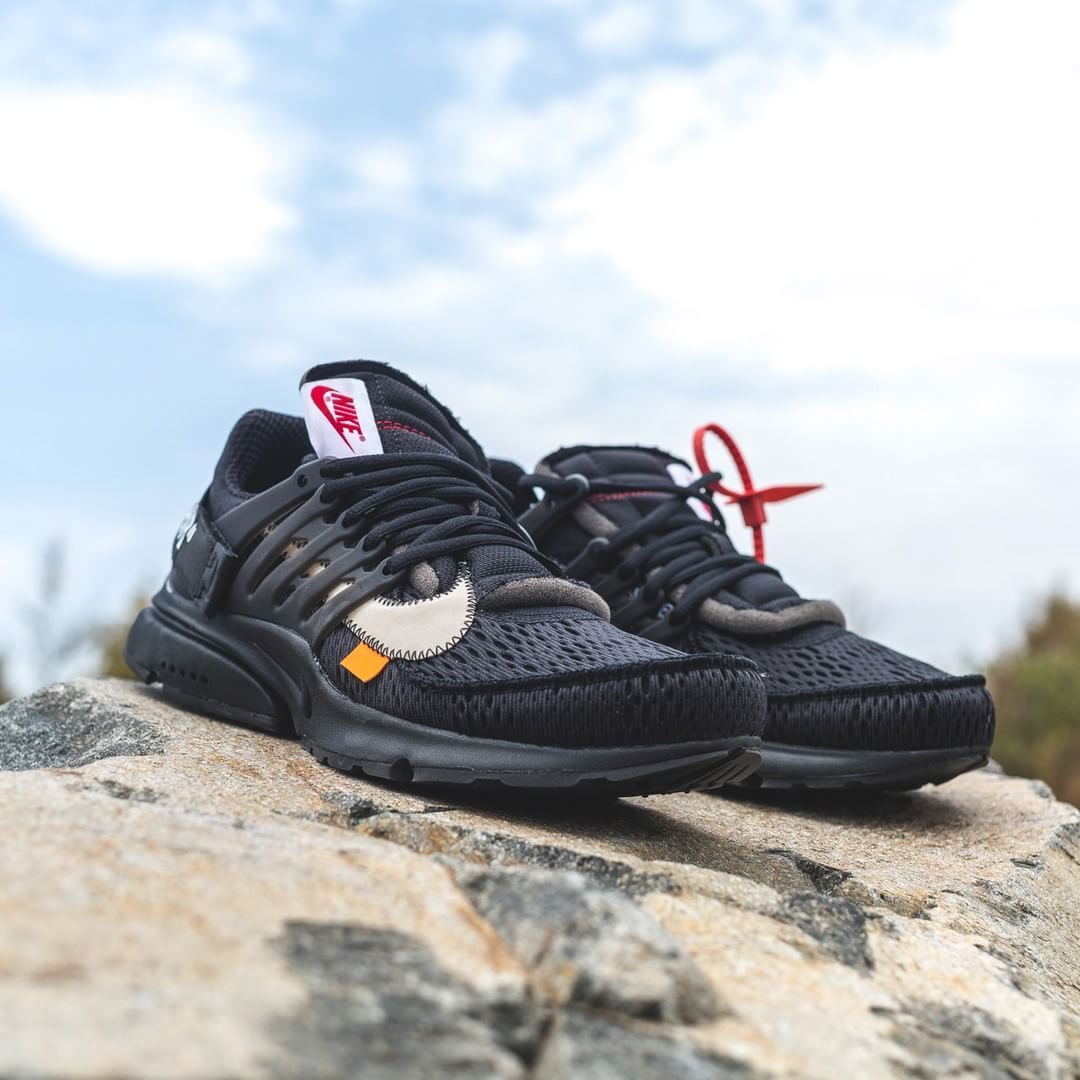 78fbbe01a2a1 Our Raffle Guide To The Off-White x Nike Air Presto Black