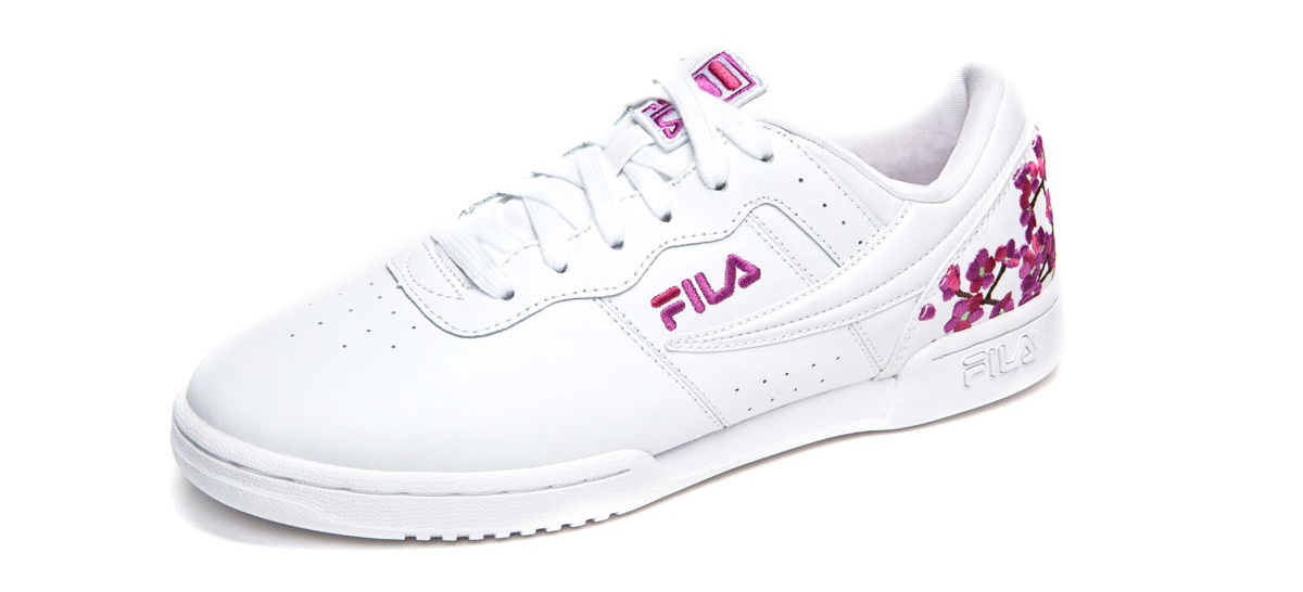 e01a0733a9 FILA Are Set To Launch An Exclusive Range Of Pink Sneakers At Champs Sports  ...