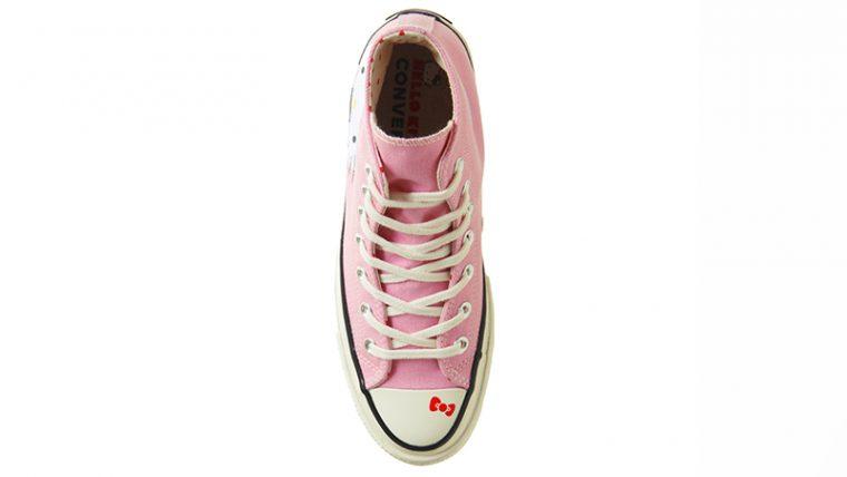 Converse All Star Hi 70s Pink Hello Kitty 02 thumbnail image