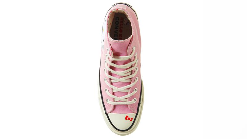 Converse All Star Hi 70s Pink Hello Kitty 02
