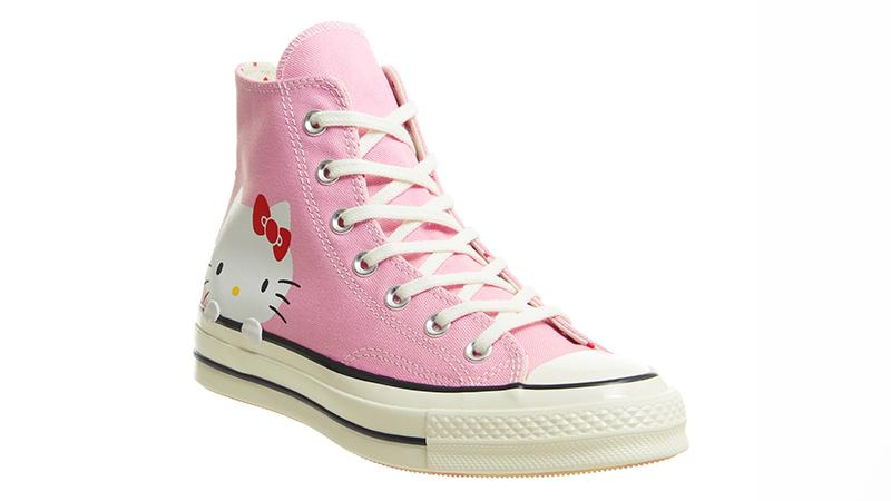 Converse All Star Hi 70s Pink Hello Kitty 03