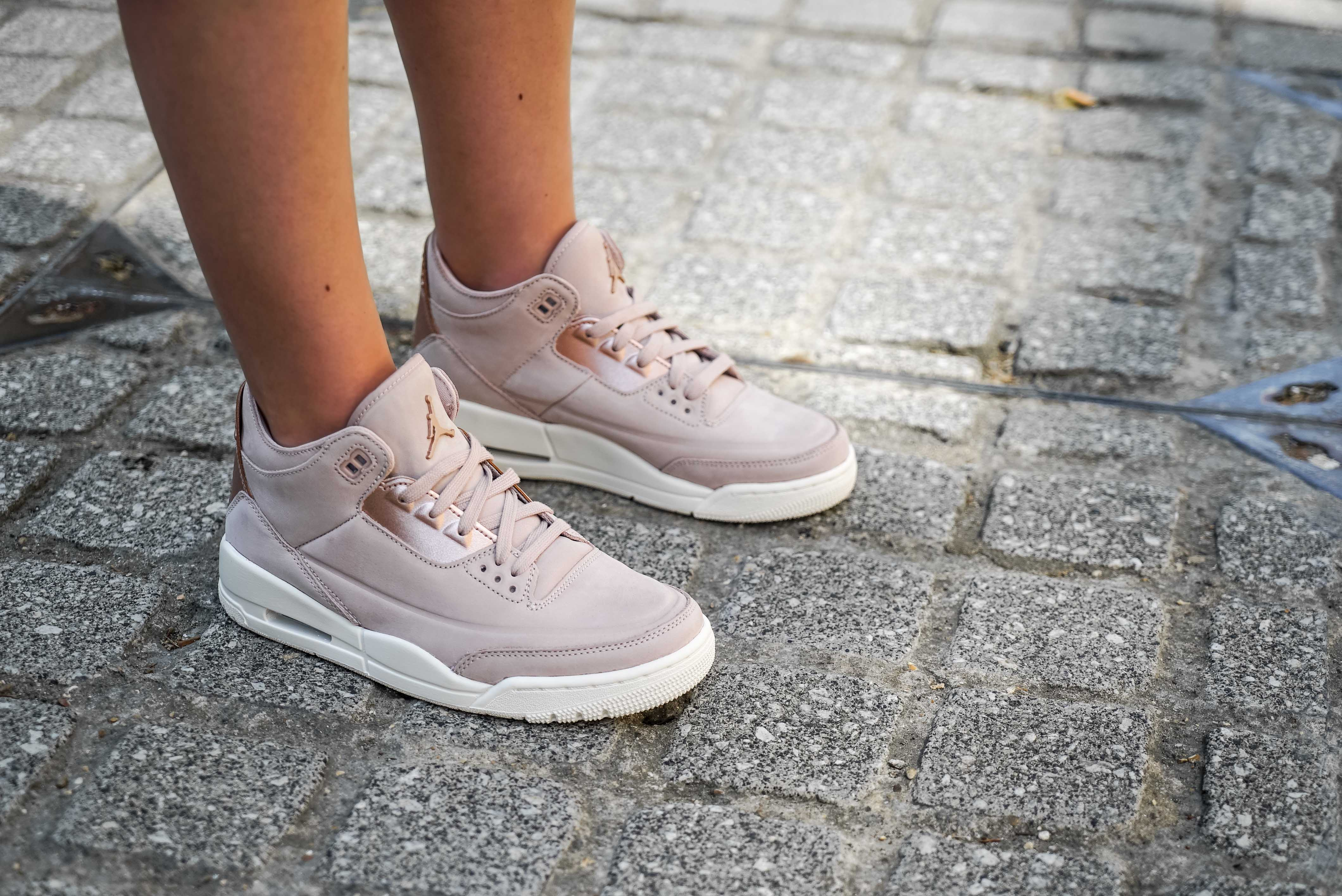 da18dd21c26 Dusty Pink Takes Over The Nike Air Jordan 3 | Style Guides | The ...