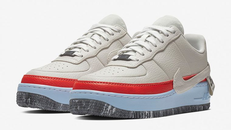 Nike Air Force 1 Jester Light Bone AT2497-002 03