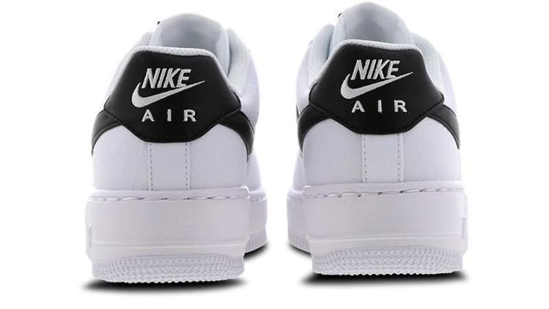 Nike WMNS Air Force 1 Upstep WhiteBlack AV8222 100