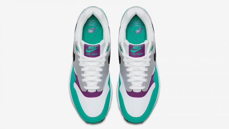 Nike Air Max 1 Grape Womens 319986-115 02 thumbnail image