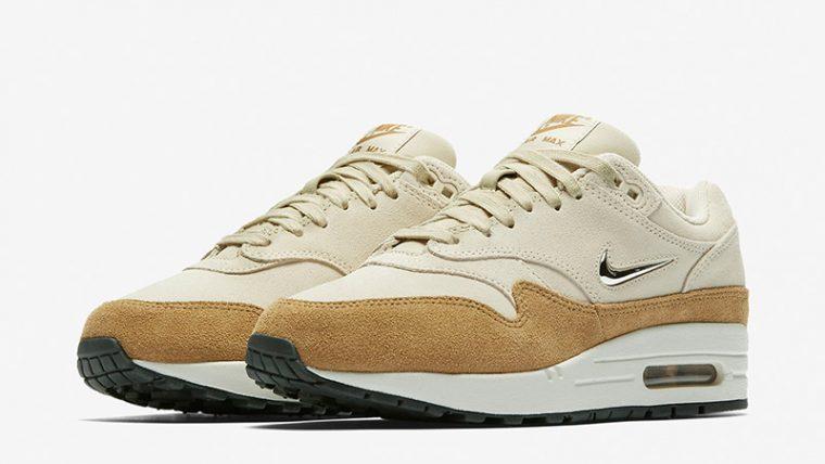 Nike Air Max 1 Premium SC Beach Bronze AA0512-200 03 thumbnail image