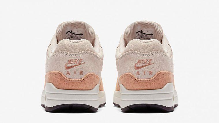 Nike Air Max 1 Premium SC Salmon Womens AA0512-800 01 thumbnail image