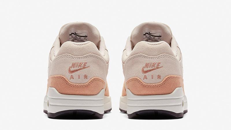 Nike Air Max 1 Premium SC Salmon Womens AA0512-800 01