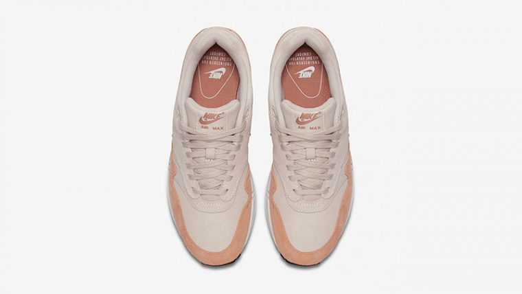 Nike Air Max 1 Premium SC Salmon Womens AA0512-800 02 thumbnail image