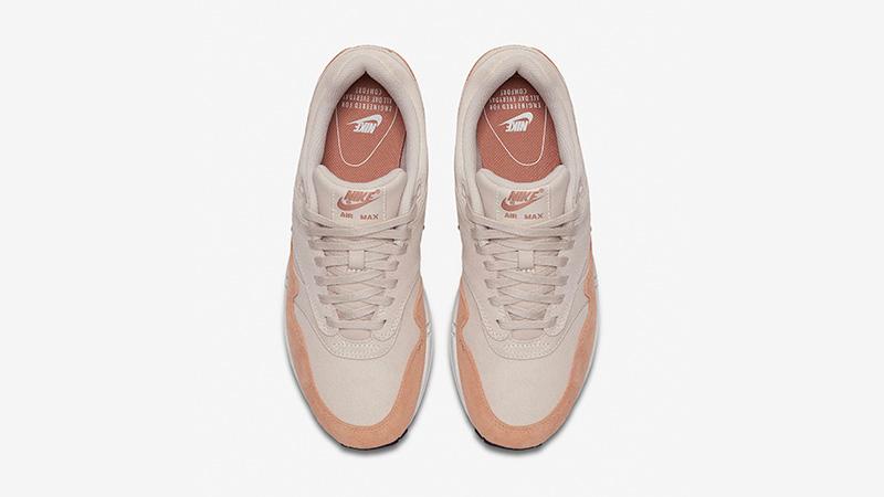 Nike Air Max 1 Premium SC Salmon Womens AA0512-800 02