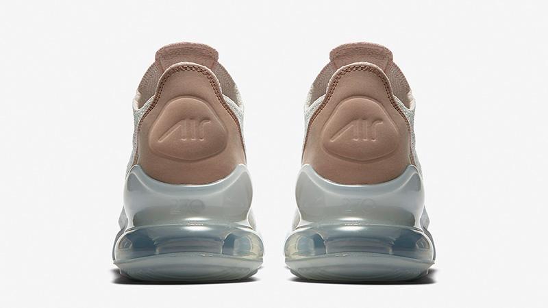 Nike Air Max 270 Flyknit Guava Ice Womens | AH6803 801